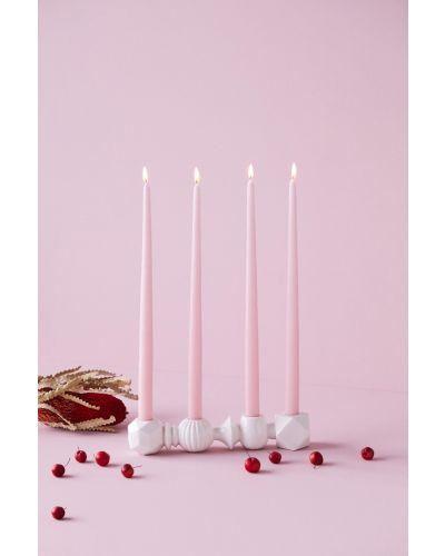 Samsurium Four Elements White candlestick