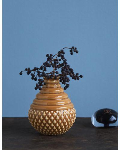 Samsurium Tumbletop Caramel vase