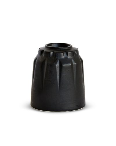 Alba Candlestick Five Black
