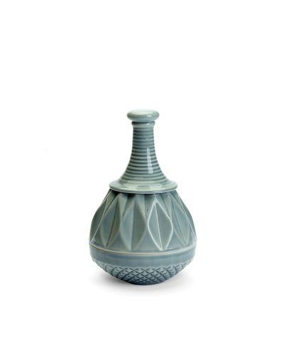 Twinkle Dodo, lid jar, grey